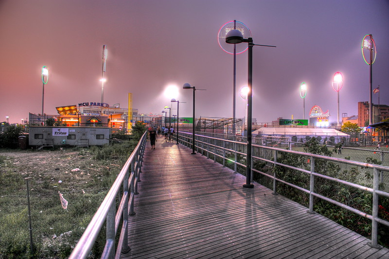 Brooklyn Cyclones, MCU Park  -- click image for larger view