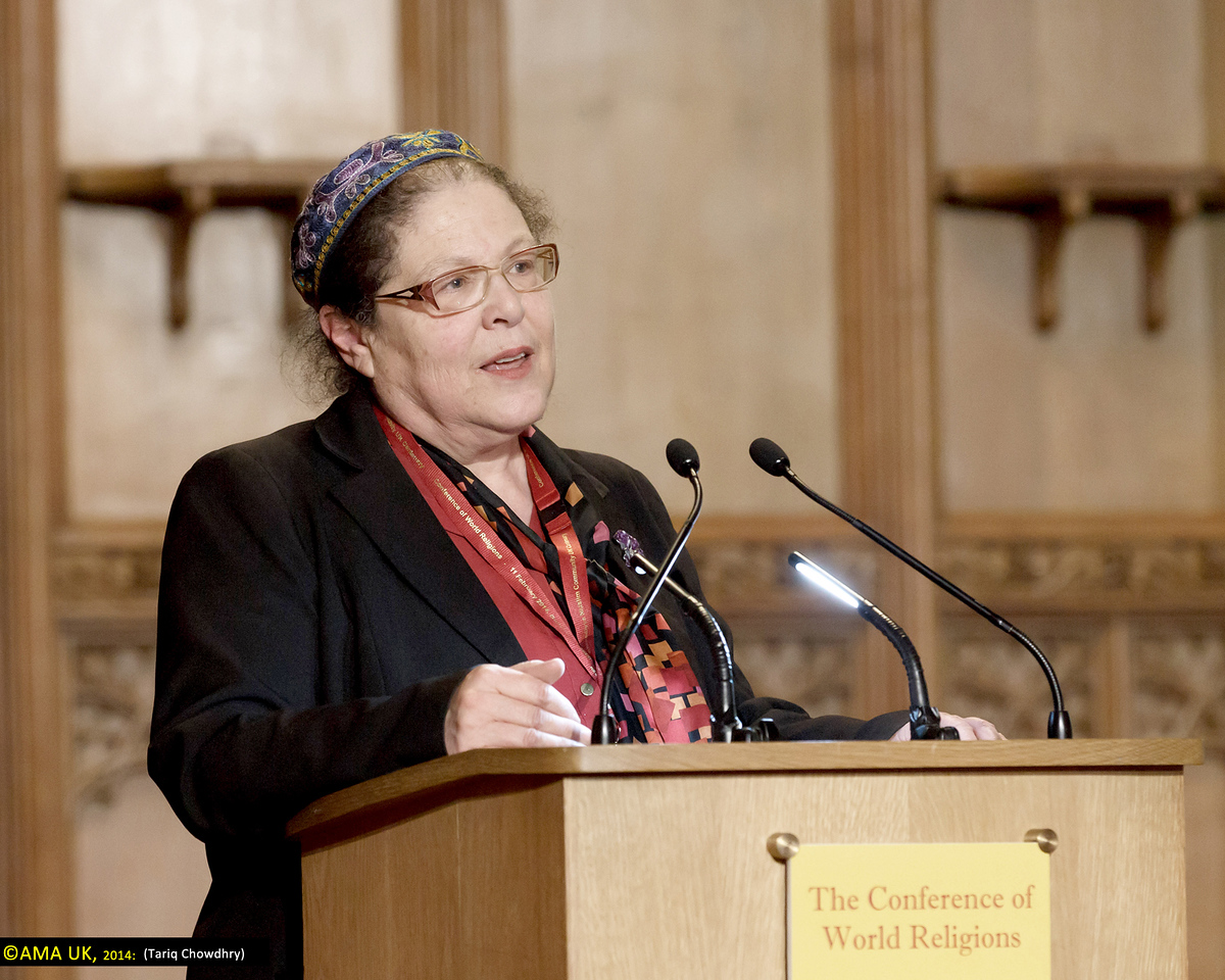 "Rabbi Jackie Tabick, Joint President of the World Congress of Faiths said:<br /> <br /> ""We should be supportive of one another in our spiritual lives and be true to our own faiths whilst understanding and valuing the oneness amongst us."""