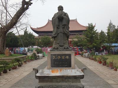 Confucius temple Suzhou
