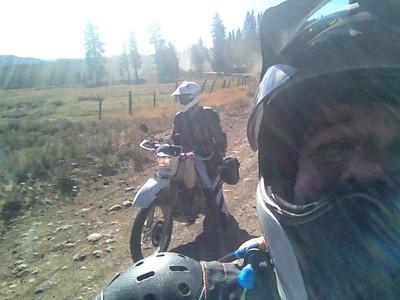 Conklin Recon ride
