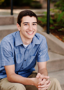 Conor Hershey Senior 2016