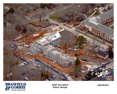 Construction Update 01-24-2014