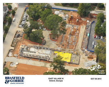 Construction Update 10-11-2013