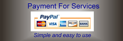 "Black Hat Photography accepts credit card and echeck payments for our services through PayPal. It is simple and easy to use. You do not need to have, or sign up for, a PayPal account. 	<div align=""center""><form action=""https://www.paypal.com/cgi-bin/webscr"" method=""post""> 		<input type=""hidden"" name=""cmd"" value=""_xclick"" /> <input type=""hidden"" name=""business"" value=""pat@blackhatphoto.us"" /> <input type=""hidden"" name=""item_name"" value=""Payment for Services"" /> <input type=""hidden"" name=""item_number"" value=""Random Amount"" /> <input type=""hidden"" name=""no_note"" value=""1"" /> <input type=""hidden"" name=""currency_code"" value=""USD"" /> <input type=""hidden"" name=""tax"" value=""0"" /> <input type=""hidden"" name=""lc"" value=""US"" /> <input type=""image"" src=""http://70.84.137.29/~blackhat//images/MakeaPayment.gif"" border=""0"" name=""submit"" alt=""Make payments with PayPal - it's fast, free and secure!"" /> 	</form></div>"