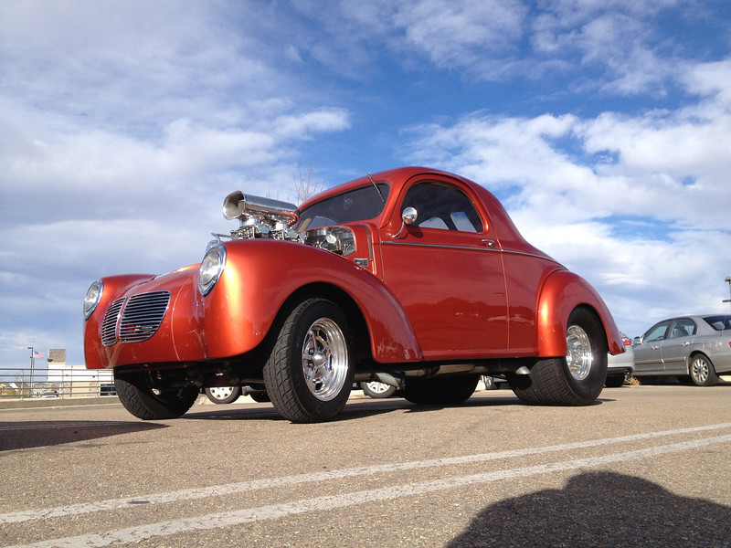 Hot Rod  Photographer's Name: Joshua Dockins Photographer's City and State: Firestone, CO  To vote in favor for this photo, simply add a comment below. You can also share this photo on Facebook and Twitter using the buttons above.