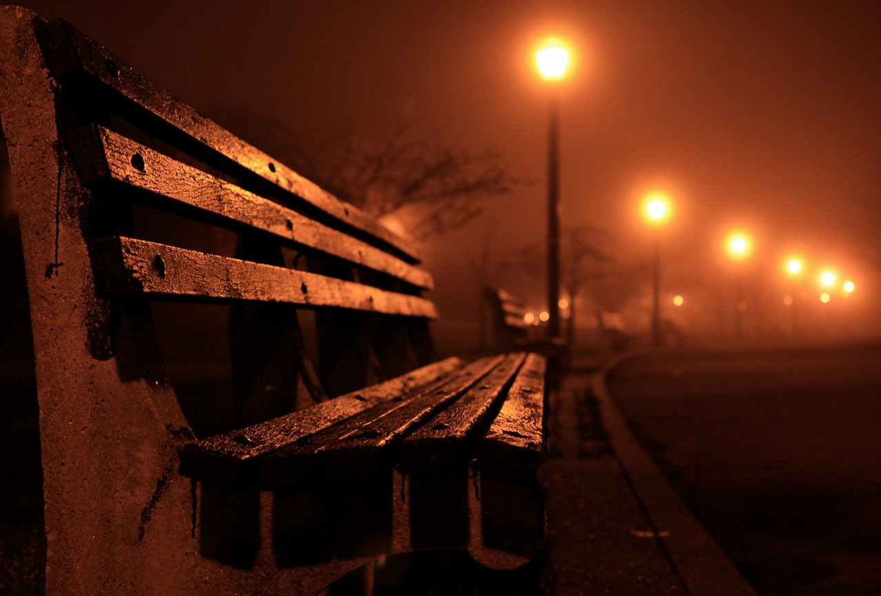 Foggy Nights  Photographer's Name: Robert  Corso Photographer's City and State: Staten Island , NY  To vote in favor for this photo, simply add a comment below. You can also share this photo on Facebook and Twitter using the buttons above.