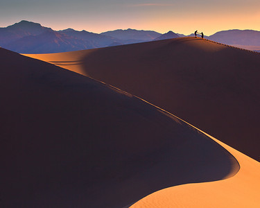 HONORABLE MENTION Almost There Death Valley submitted by: Kevin  McNeal from US