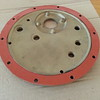 silicone gasket cut from 70 durometer sheet.