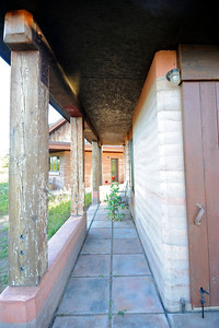 Rammed Earth Home on San Juan Island, built by The Shelterra Group, LLC., www.shelterra.com