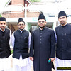 Jamia 028 - Some of the Jamia students with a teacher