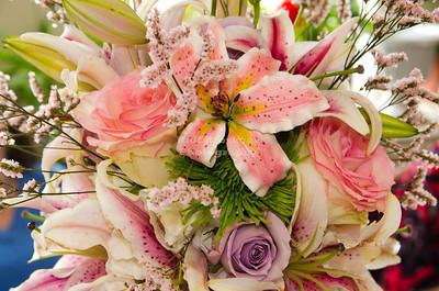 A beautiful flower bouquet