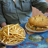 The Superburger, Pete's Diner, Homer TX