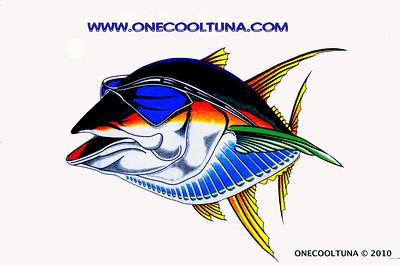 Cool Tuna Photos - Fishing