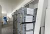 Umbauarbeiten bei der Coop Verteilzentrale in Wangen bei Olten © Patrick Lüthy/IMAGOpress.com
