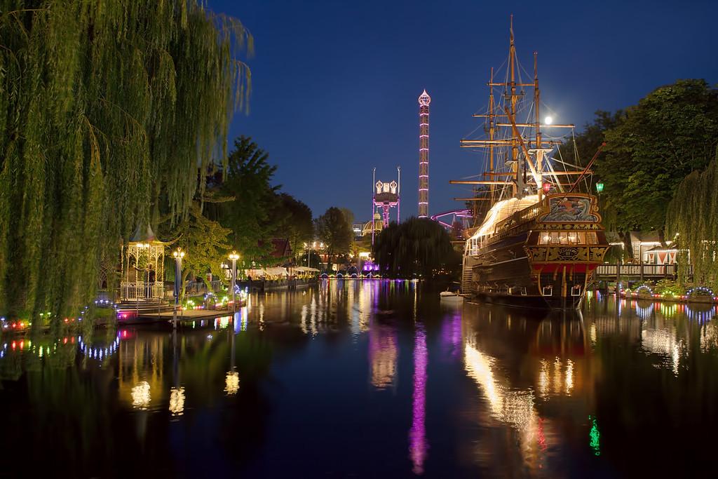 Pirates of the Tivoli Gardens
