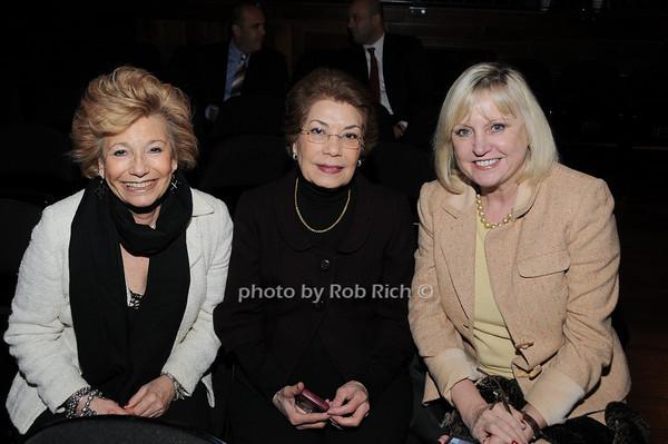 Laurie Carlis, Nina Marlo, Mary Nealie<br /> photo by Rob Rich © 2010 robwayne1@aol.com 516-676-3939