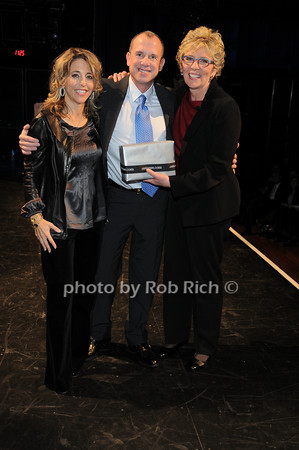 Pamela Liebman,Larry Schier, Tresa Hall<br /> photo by Rob Rich © 2010 robwayne1@aol.com 516-676-3939