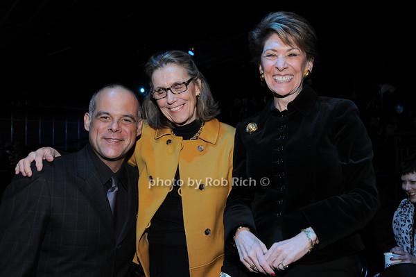 Widger Frota, Barbara Connolly, Maxine Forman<br /> photo by Rob Rich © 2010 robwayne1@aol.com 516-676-3939
