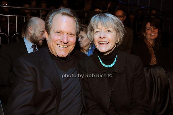 Lewis Koppelman, Jane Koryn<br /> photo by Rob Rich © 2010 robwayne1@aol.com 516-676-3939