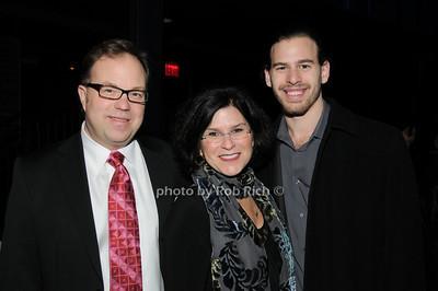 Rob Geils, Maura Geils, Cole Blumstein photo by Rob Rich © 2010 robwayne1@aol.com 516-676-3939