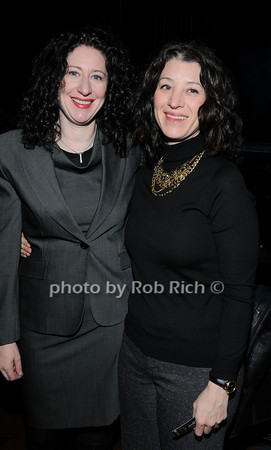 Deborah Rieders, Sara Shuken<br /> photo by Rob Rich © 2010 robwayne1@aol.com 516-676-3939