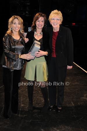 Pamela Liebman,Fabienne LeCole, Tresa Hall<br /> photo by Rob Rich © 2010 robwayne1@aol.com 516-676-3939