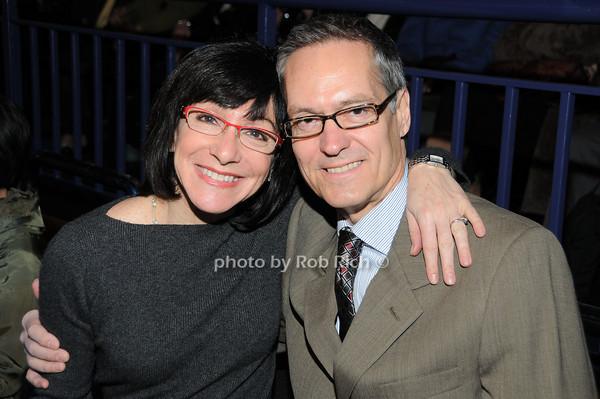 Emily Stein, Guy Abernathey<br /> photo by Rob Rich © 2010 robwayne1@aol.com 516-676-3939