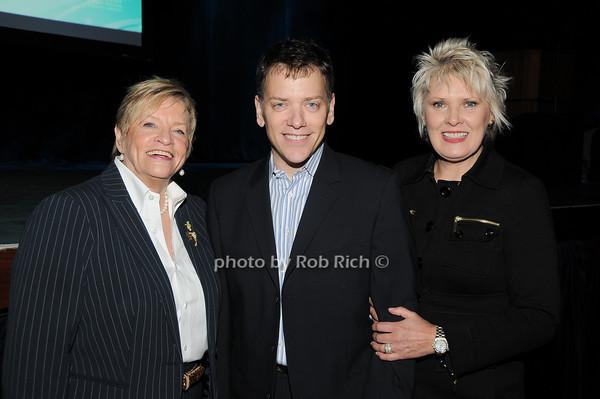 Pamela Barnes-Moses, Scott Durkin, Rose Scalia<br /> photo by Rob Rich © 2010 robwayne1@aol.com 516-676-3939