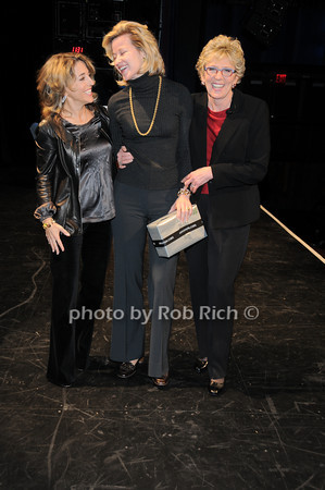 Pamela Liebman,Leighton Candler, Tresa Hall<br /> photo by Rob Rich © 2010 robwayne1@aol.com 516-676-3939