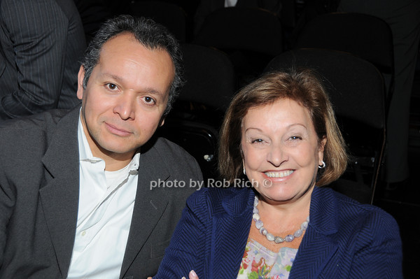 Joao Gomez, Maria Paula<br /> photo by Rob Rich © 2010 robwayne1@aol.com 516-676-3939