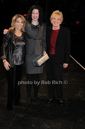 Pamela Liebman, Deborah Rieders, Tresa Hall<br /> photo by Rob Rich © 2010 robwayne1@aol.com 516-676-3939