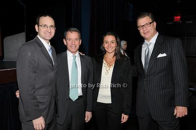 Josh Horton, Ernie Cervi, Kelly Mack, Neil Yahn photo by Rob Rich © 2010 robwayne1@aol.com 516-676-3939