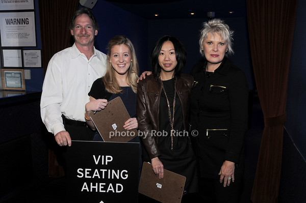 Phillip Held, Ashley Banker, Wendy Sang, Rose Scalia<br /> photo by Rob Rich © 2010 robwayne1@aol.com 516-676-3939