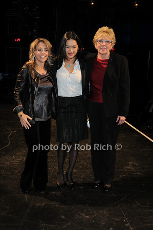 Pamela Liebman,Julie Pham, Tresa Hall<br /> photo by Rob Rich © 2010 robwayne1@aol.com 516-676-3939