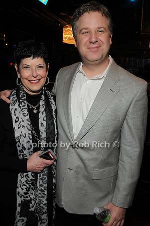 Cindy Bernat, Bill Begert<br /> photo by Rob Rich © 2010 robwayne1@aol.com 516-676-3939