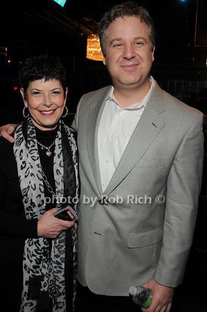 Cindy Bernat, Bill Begert<br /> photo by Rob Rich © 2010 robwayne1@aol.com 516-676-3939