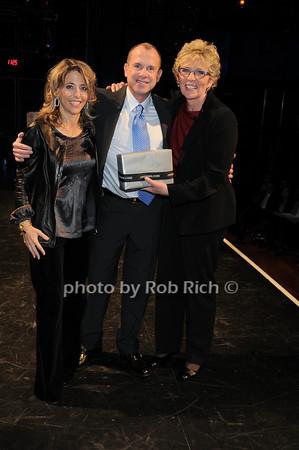 Pamela Liebman,Larry Schier, Tresa Hall<br /> photo by Rob Rich © 2010 robwayne1@aol.com 516-676-3939