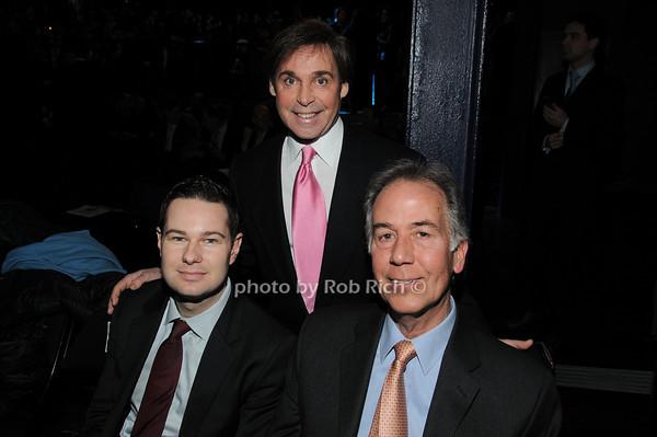 Brennan Zahler, Thomas Di Domenico, Dennis Hughes<br /> photo by Rob Rich © 2010 robwayne1@aol.com 516-676-3939