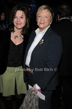 Fabienne LeCole, Pamela Barnes-Moses<br /> photo by Rob Rich © 2010 robwayne1@aol.com 516-676-3939