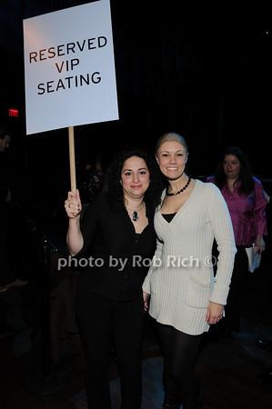 Melissa  Shabanaj, Kirsten Staanjer<br /> photo by Rob Rich © 2010 robwayne1@aol.com 516-676-3939