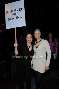 Melissa  Shabanaj, Kirsten Staanjer photo by Rob Rich © 2010 robwayne1@aol.com 516-676-3939