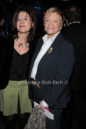 Fabienne LeCole, Pamela Barnes-Moses<br /> photo by Rob Rich © 2010 robwayne1@aol.com 516-676-3939