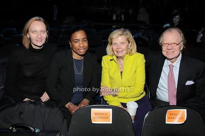 Katja Shamburger, Angie Thompson Ruiz, Sharon Baum, David Enloe photo by Rob Rich © 2010 robwayne1@aol.com 516-676-3939