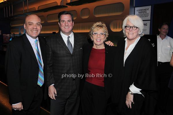 Leo Terry, Rick Hoffman, Tresa Hall, Sally Van Erk<br /> photo by Rob Rich © 2010 robwayne1@aol.com 516-676-3939