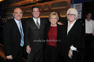 Leo Terry, Rick Hoffman, Tresa Hall, Sally Van Erk photo by Rob Rich © 2010 robwayne1@aol.com 516-676-3939