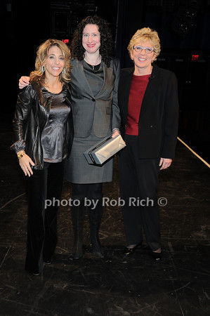 Pamela Liebman, Deborah Rieders, Tresa Hall<br /> photo by Rob Rich © 2010 robwayne1@aol.com 516-676-3939