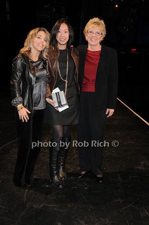 Pamela Liebman,Wendy Sang, Tresa Hall<br /> photo by Rob Rich © 2010 robwayne1@aol.com 516-676-3939