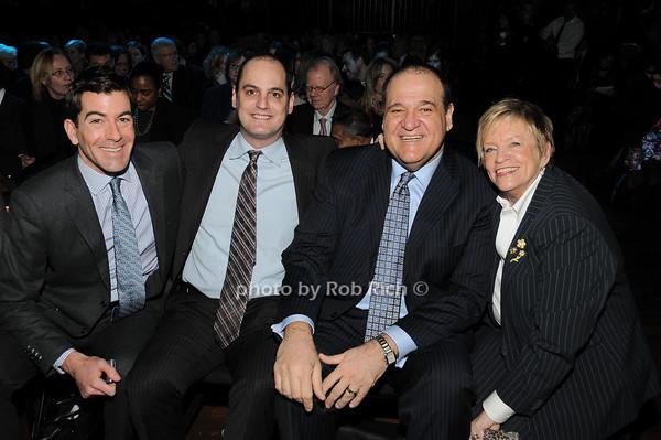Eric McFarland, Joe Fuer, Frank Percesepe, Pamela Barnes-Moses<br /> photo by Rob Rich © 2010 robwayne1@aol.com 516-676-3939