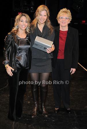 Pamela Liebman, Jessica Buchman, Tresa Hall