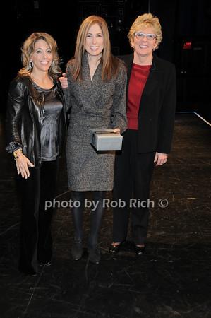 Pamela Liebman, Lisa Fitzig, Tresa Hall<br /> photo by Rob Rich © 2010 robwayne1@aol.com 516-676-3939